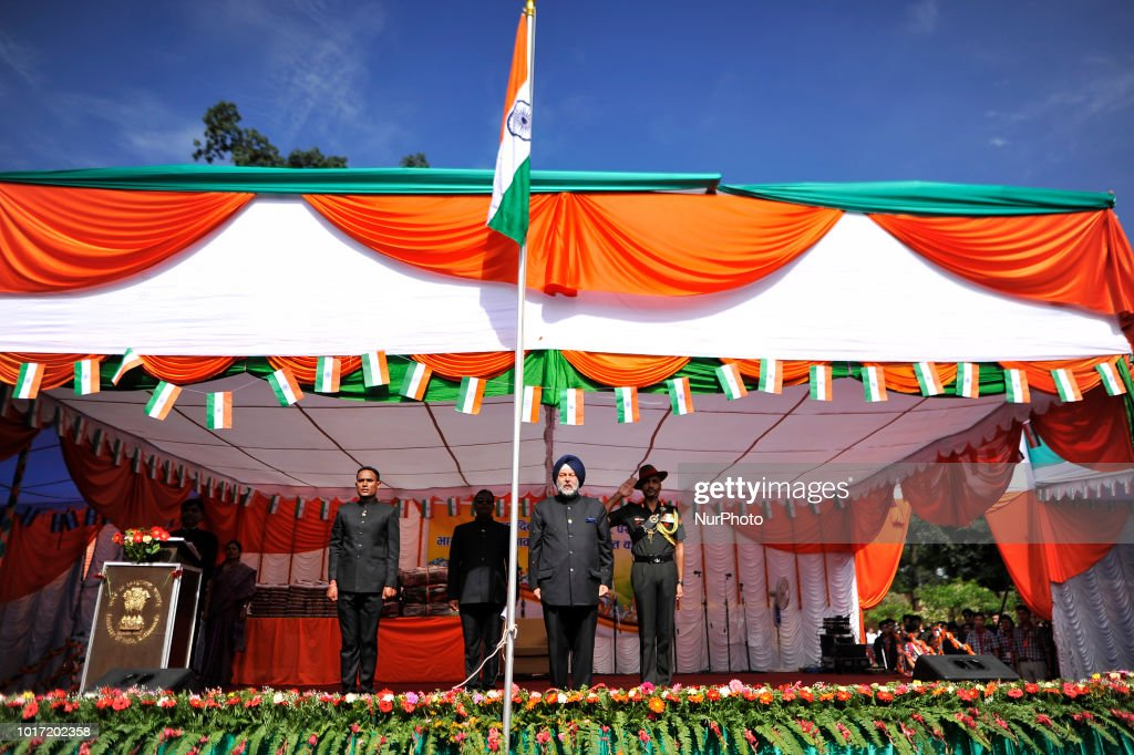 India's 72nd Independence Day Celebrated In Nepal