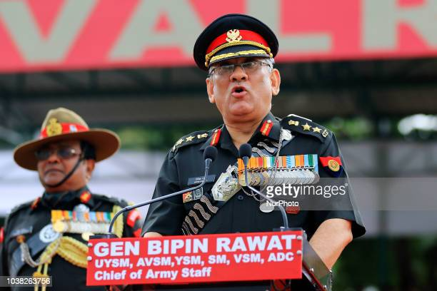 Bipin Rawat Pictures and Photos - Getty Images