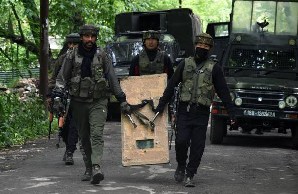 IND: Two Militants Killed By Indian Forces In Kashmir