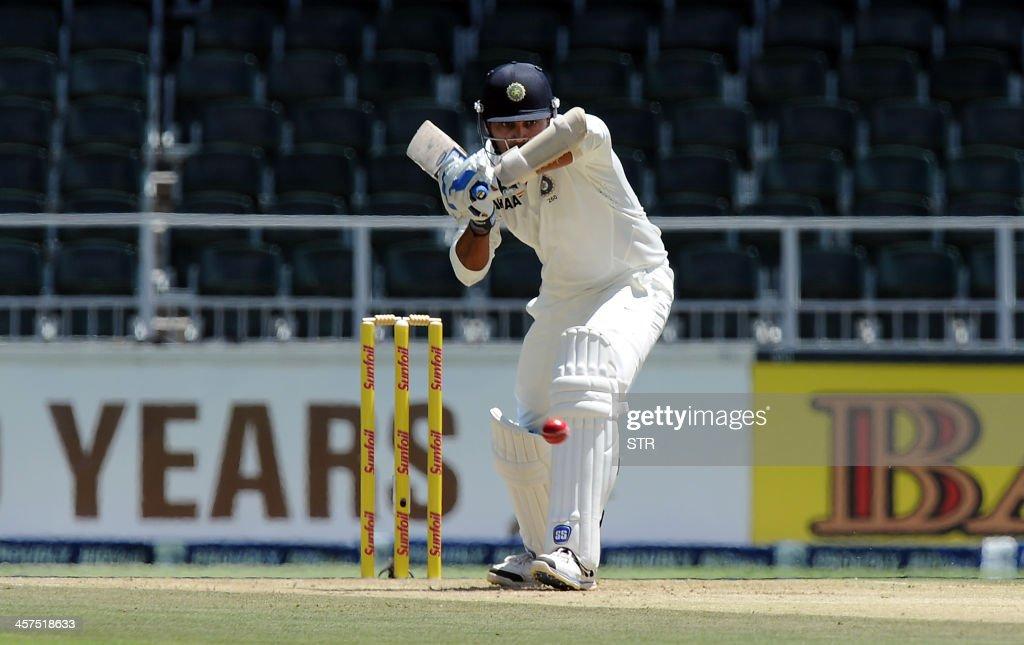 CRICKET-RSA-INDIA-TEST : News Photo