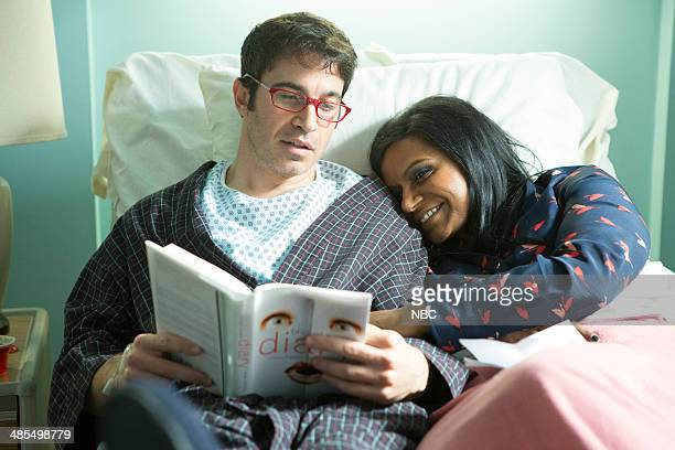 Project Indian Bbw Episode 217 Pictured Chris Messina As Danny Castellano Mindy Kaling As Mindy Lahiri