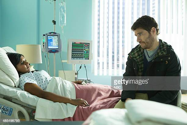 Project Indian Bbw Episode 217 Pictured Mindy Kaling As Mindy Lahiri Adam Pally As Peter