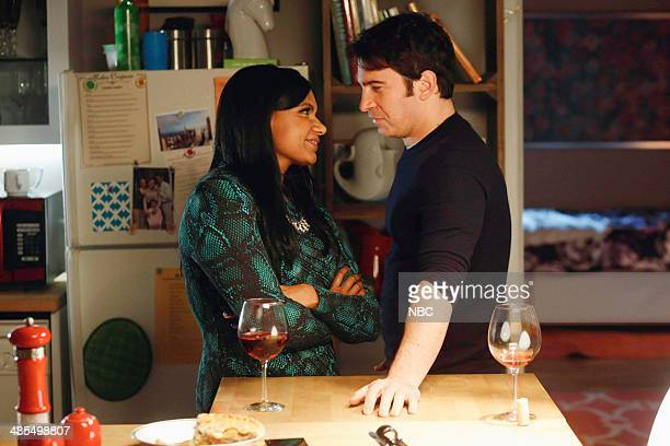 Project Indian Bbw Episode 217 Pictured Mindy Kaling As Mindy Lahiri Chris Messina As Danny Castellano