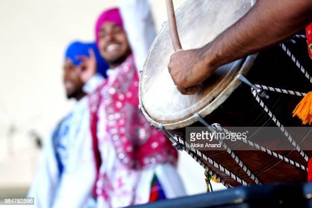 Indian Bhangra Dhol