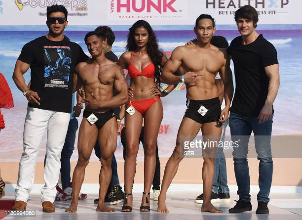 832 Indian Bodybuilders Photos And Premium High Res Pictures Getty Images