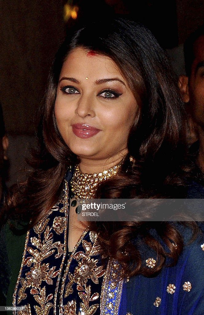 Indian Bollywood Actress Aishwarya Rai B Pictures Getty Images