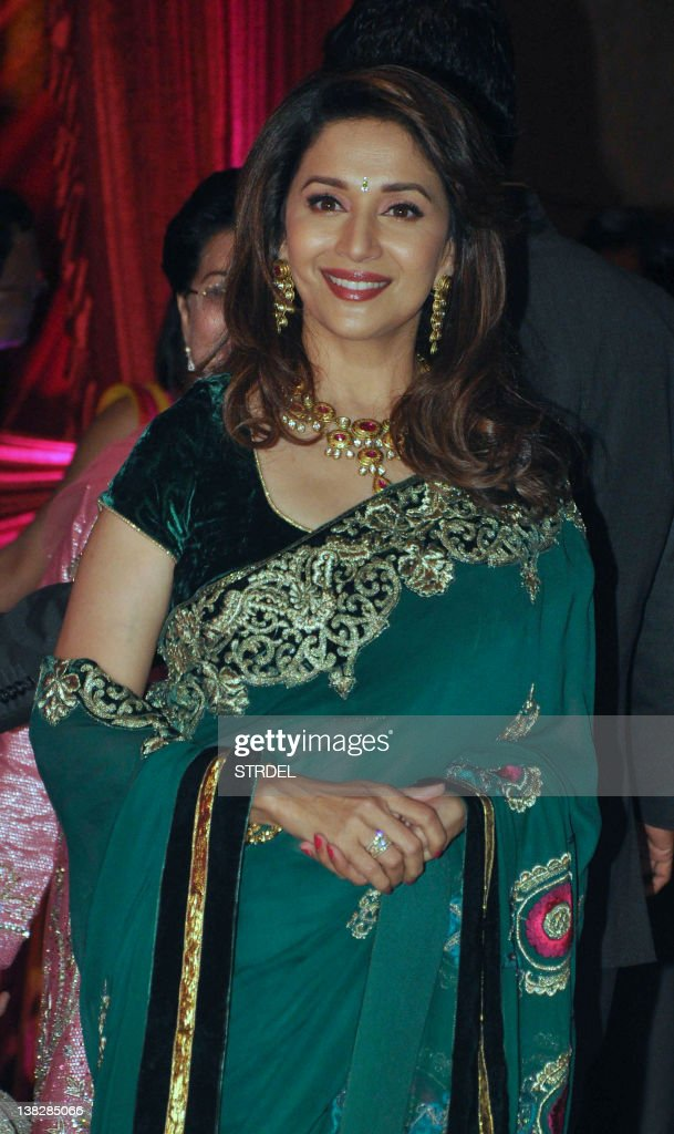 Indian Bollywood Actress Madhuri Dixit A Pictures Getty Images