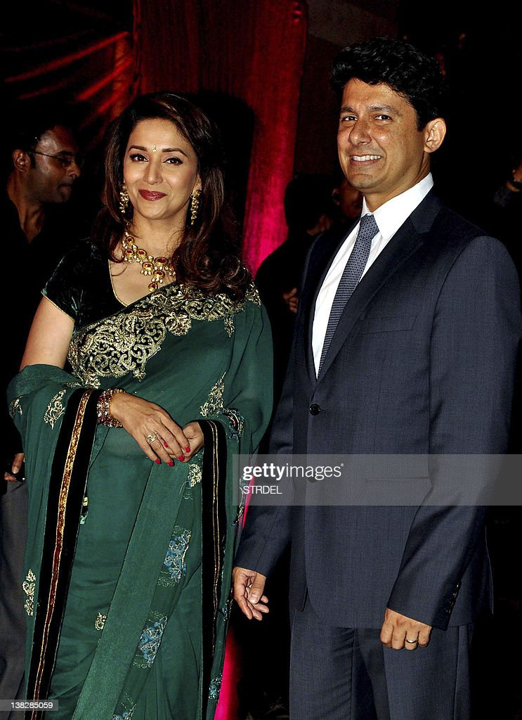 Indian Bollywood Actress Madhuri Dixit W Pictures Getty Images