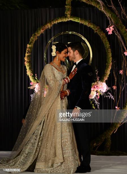 231 Nick Jonas Wedding Photos And Premium High Res Pictures Getty Images