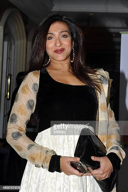 Indian Bollywood actress Rituparna Sengupta attends the annual celebration of Women in Film and Television Association India honouring the 61st...