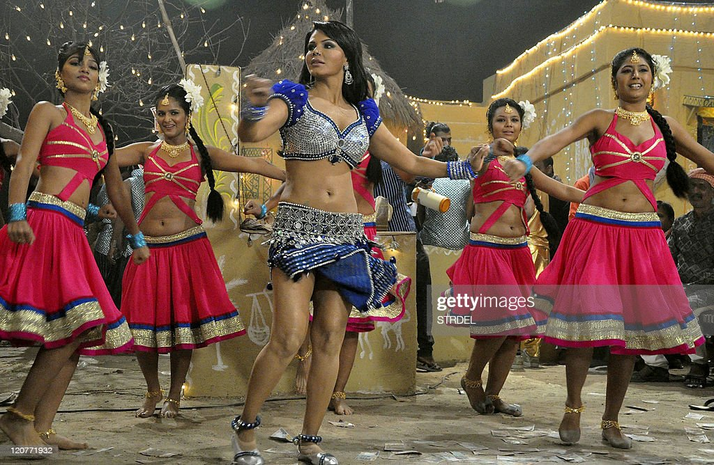 Indian Bollywood film and television act : News Photo