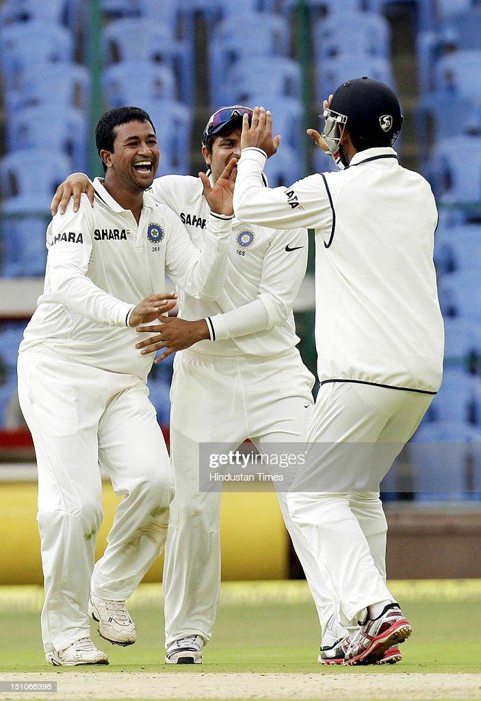 India v New Zealand: 2nd Test - Day One