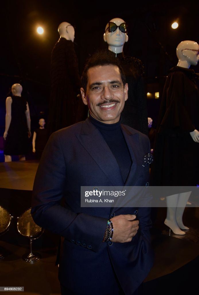 Indian Businessman Robert Vadra At Fashion Designer Ashish N Soni S News Photo Getty Images