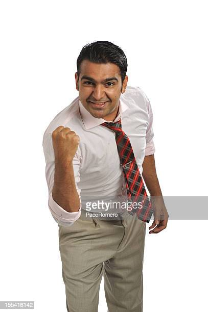 indian ejecutivo con una actitud galardonado - handsome pakistani men fotografías e imágenes de stock