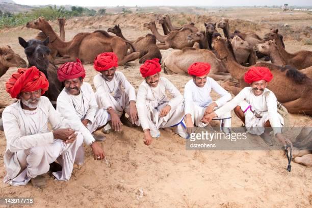 Indian Kamel Traders