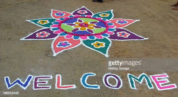 Happy New Year Best Rangoli 68