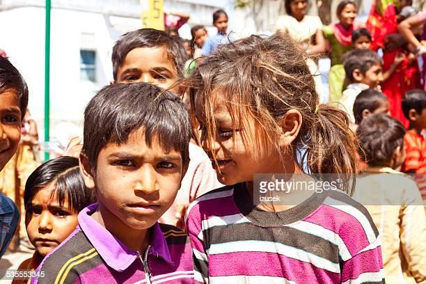 indian children - izusek stock photos and pictures