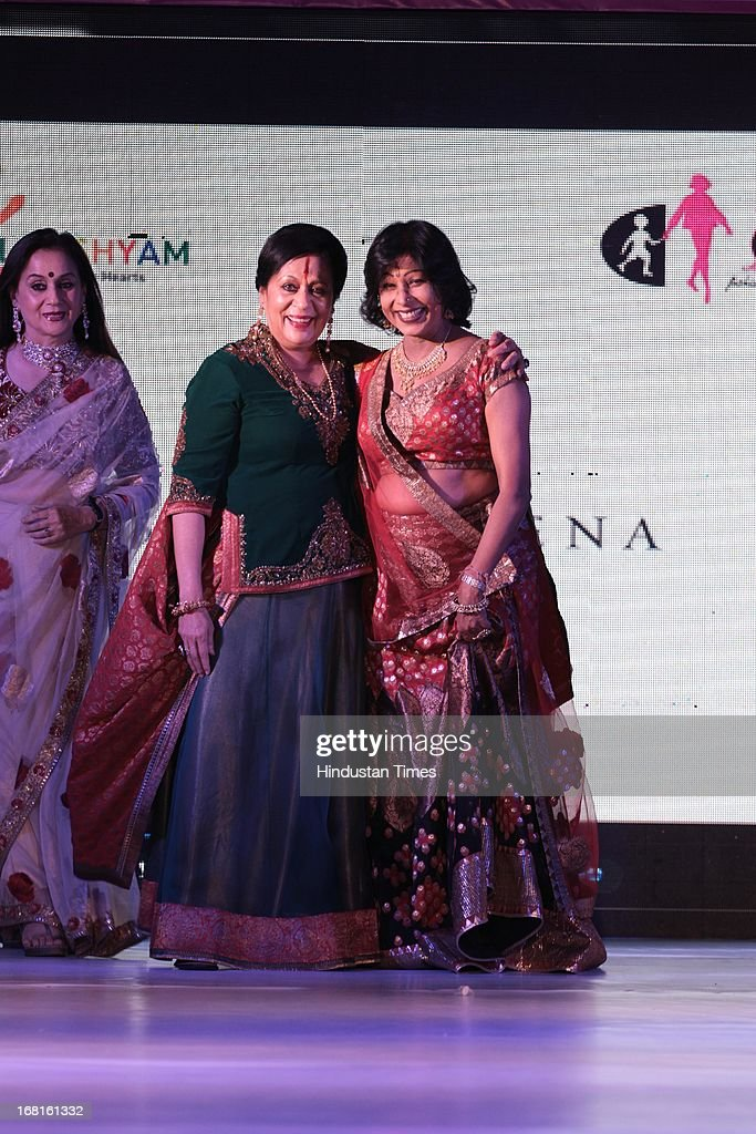 Fashion For A Cause Charity Event Organized By Lakshyam : News Photo