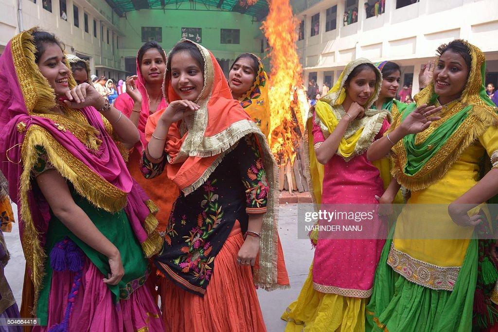 Indian punjabi women