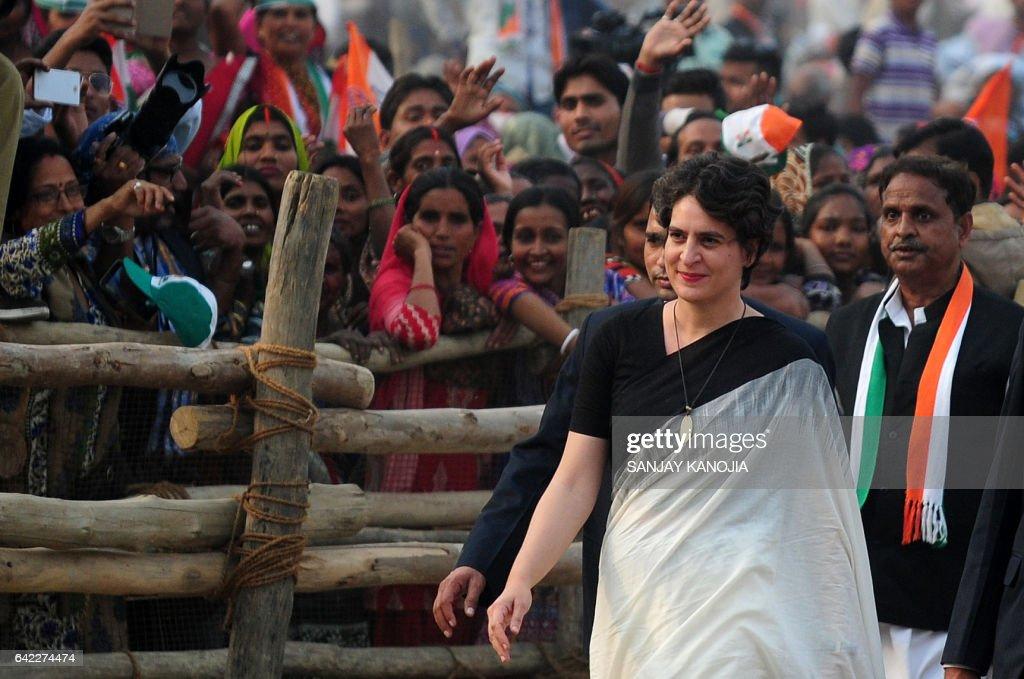 INDIA-POLITICS-VOTE-ELECTION : News Photo