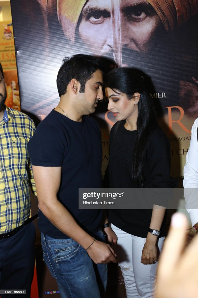 IND: World Punjabi Organization Organizes A Special Screening Of A Movie Kesari In Delhi