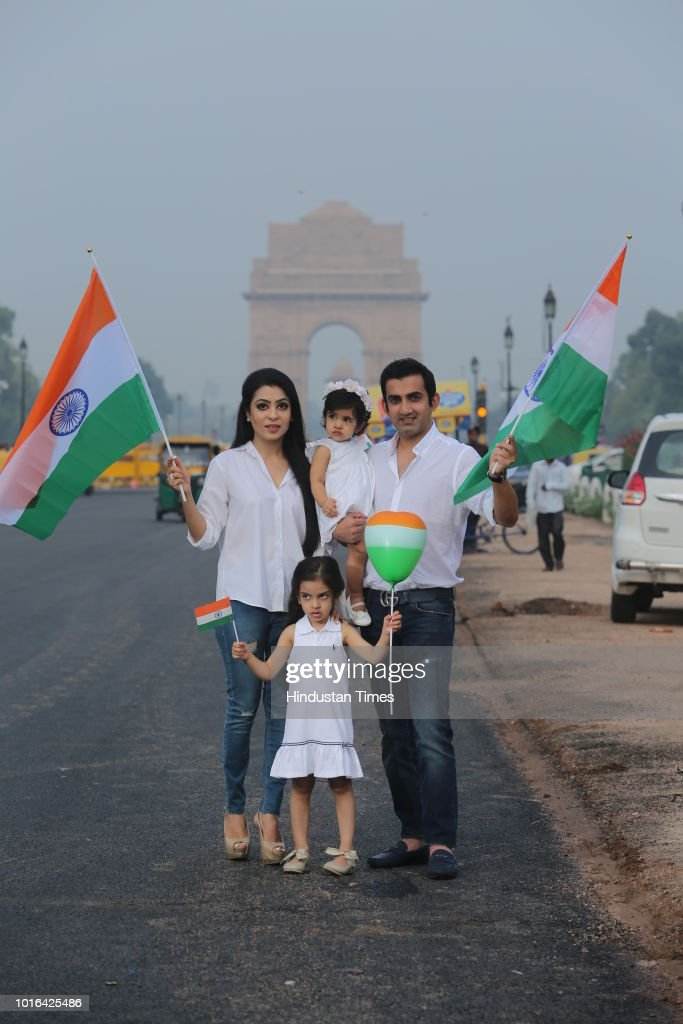 HT Exclusive: Photoshoot Of Indian Cricketer Gautam Gambhir On The Occasion Of 72nd Independence Day