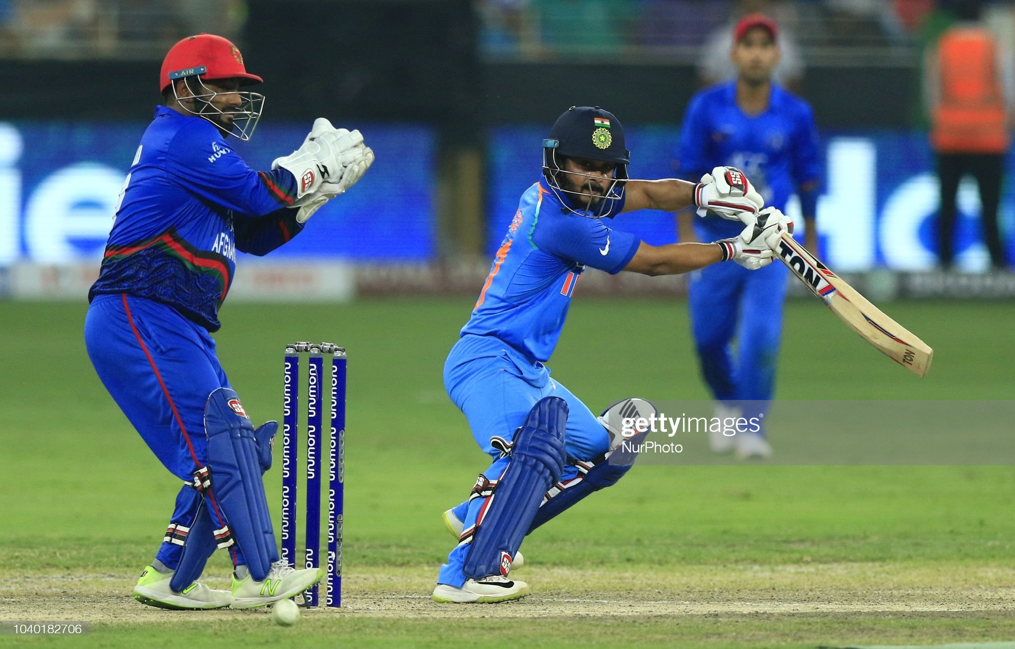India v Afghanistan - Asia Cup 2018 : News Photo