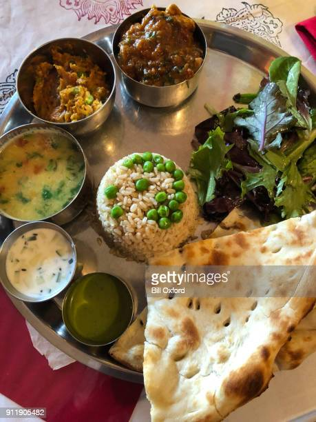 indian cuisine - indian food stock pictures, royalty-free photos & images