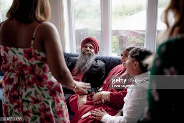 indian family - indian stock pictures, royalty-free photos & images
