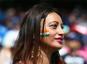indian fanduring icc champions trophy final