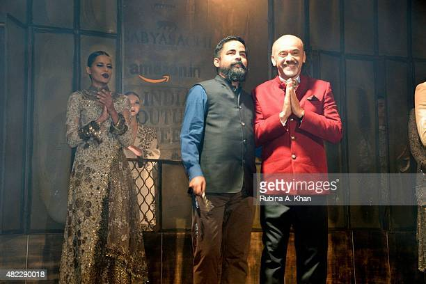 Indian fashion designer and couturier Sabyasachi opened the Fashion Design Council of India's Amazon India Couture Week 2015 in his quintessentially...
