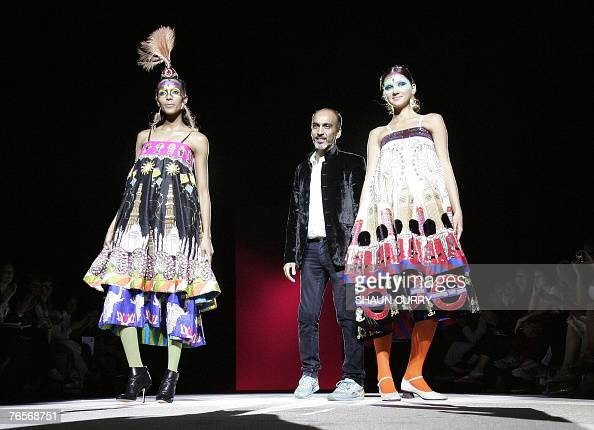 Indian Fashion Designer Manish Arora Holds A Fashion Show At London News Photo Getty Images