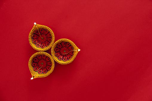 Indian festival diwali lamp 1036804164