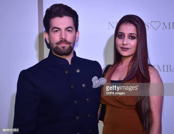 Indian film actor Neil Nitin Mukesh attend the Popular ethnic brand Neeru's an exclusive showcase of the 1000 Signature Studio launches in Mumbai