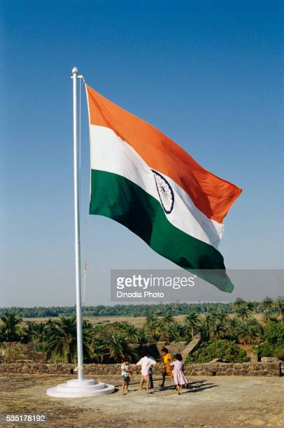 Indian flag.