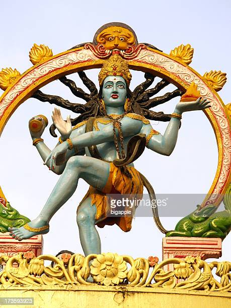 Or indien Shiva