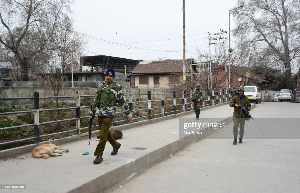 IND: Kashmir Shutdown