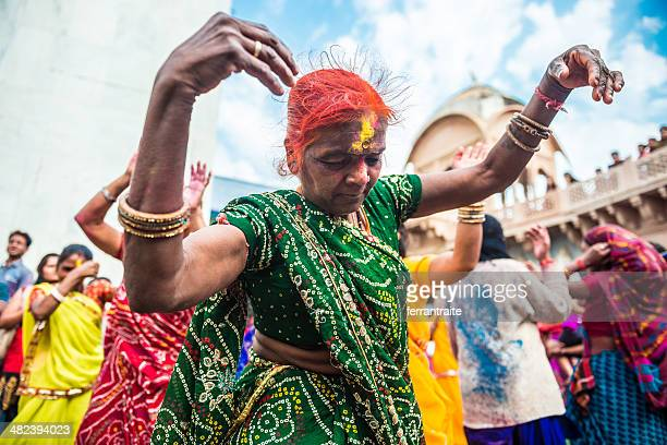 indian holi - indian music stock photos and pictures