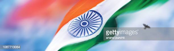 indian independence day - concepts - indian flag stock pictures, royalty-free photos & images