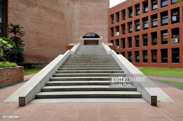 indian institute of management, ahmedabad, gujarat, india, asia - 1961 stock pictures, royalty-free photos & images