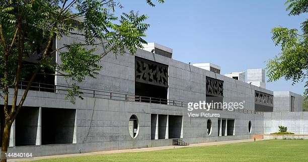 Indian Institute Of ManagementAhmedabad, Gujarat, India, Architect: Hcp Design Indian Institute Of Management Hcp Architects Ahmedabad India-...