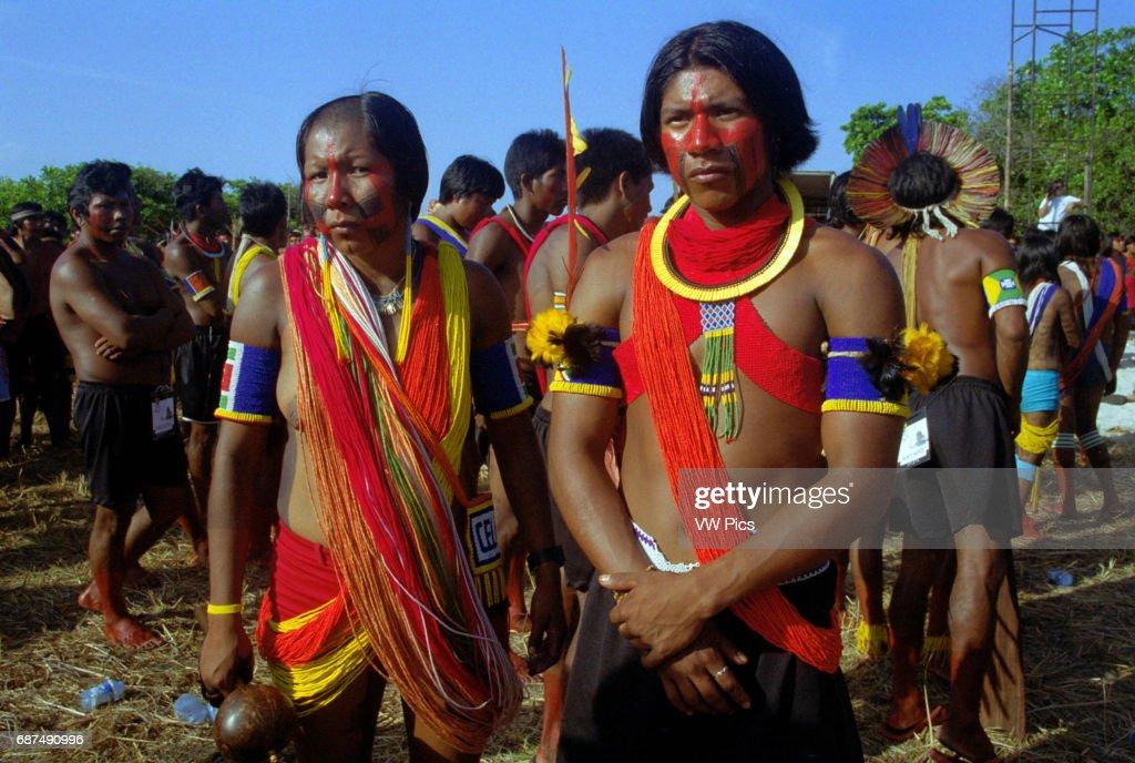 Kayapo Indians of Brazilian Amazon | Amazon tribe