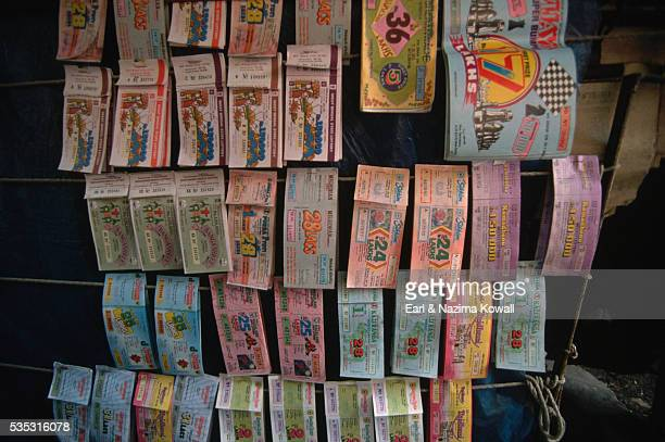 Indian Lottery Tickets