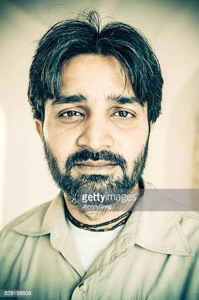 Indian Man - Character Portrait