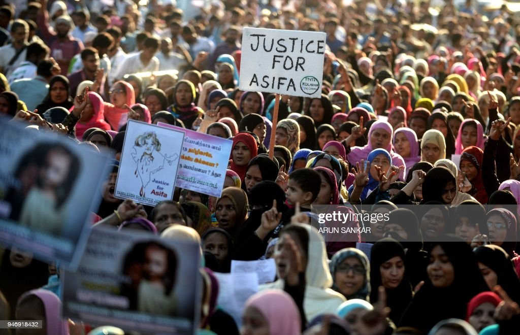INDIA-CRIME-WOMEN-RAPE-POLITICS : News Photo