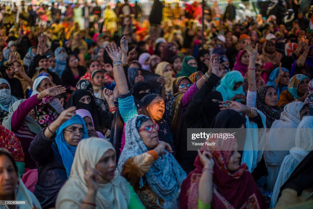 India Citizenship Amendment Law Protest Continues : News Photo