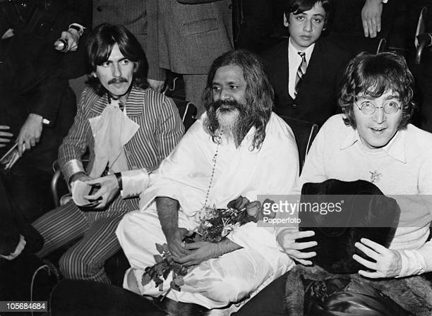 30 The Beatles Guru Photos And Premium High Res Pictures Getty Images