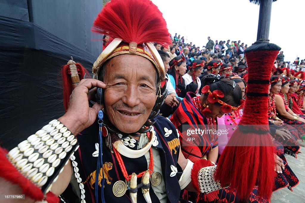 INDIA-TRIBAL-FESTIVAL : News Photo