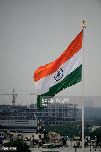 Indian Flag Stock Photos And Pictures
