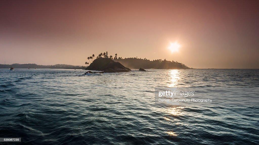 Indian Ocean : Stock Photo